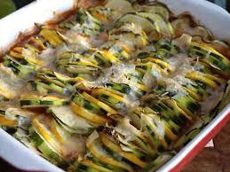 cuisiner des courgettes au four courgettes au four