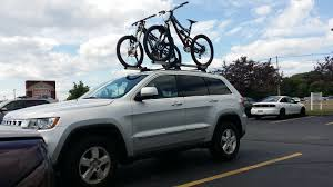 jeep cherokee mountain bike r mtb what do you drive bonus points if you have a shot of your