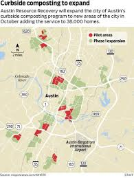 Austin City Limits Map by Another 38 000 Austin Homes To Join Curbside Composting Program