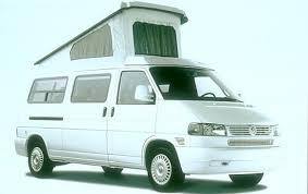 volkswagen eurovan camper 1997 volkswagen eurovan information and photos zombiedrive