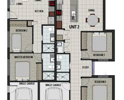 Dual Occupancy Floor Plans Duplex Designs Dual Occupancy Homes