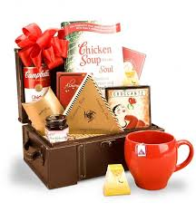 coffee and tea gift baskets chicken soup for the soul get well gift basket coffee tea