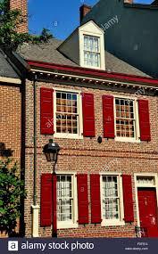 philadelphia pennsylvania flemish bond brick 18th century