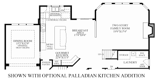 Micro Floor Plans by Glastonbury Estates The Palmerton Home Design