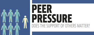 What Does Rugged Individualism Mean Peer Pressure Does The Support Of Others Matter Success The