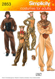 footie pajamas halloween costumes simplicity 2853 with modifications this could work well for
