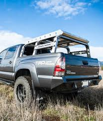 Toyota Tacoma Double Cab Roof Rack by Pack Rack All Pro Off Road