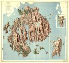 Oregon Topographic Map by Topographic Maps Maps Pinterest Topographic Map