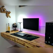 Best Computer Desks Use The Best Gaming Computer Desk Desks Unique 25 Setup Ideas On