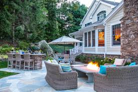backyard bbq bar designs custom outdoor bar bbq grill design installation bergen county nj