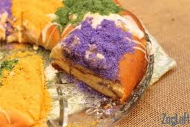 mardi gras king cake baby traditional mardi gras king cake recipe zagleft