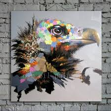 eagle home decor online shop wall artwork hand painted animal picture home decor