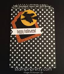halloween gift bag ideas spooky fun halloween treat bags stampin u0027 pretty