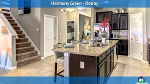lennar orlando u0027s delray model in harmony green youtube