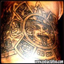 mayan tattoo design new zodiac tattoo galery