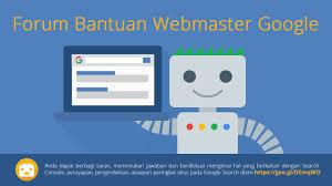webmaster blog resmi webmaster google telah hadir forum bantuan webmaster