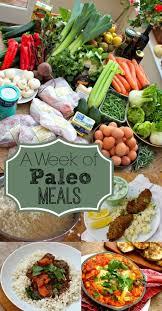 Dans La Cuisine De L Idée Du Week A Week Of Paleo Meals Idée Cuisine Entrée Et Cuisiner