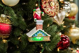 up on the housetop countdown to keepsake ornament