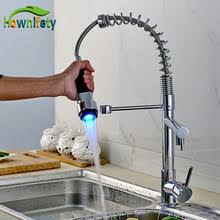 Rozin Led Light Spray Kitchen by Online Get Cheap Side Spray Faucet Aliexpress Com Alibaba Group