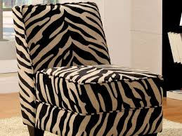 furniture 1 zebra accent chairs animal print furniture zebra