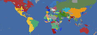 World Map 1800 by The World 1800 By Stratocracy On Deviantart