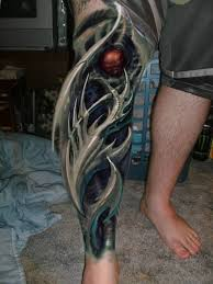 unique ideas about leg tattoos page 5 abstract leg tattoos for