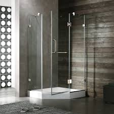 38 Shower Door Vigo 38 X 38 Neo Angle Shower Door Dramatic And Space Saving
