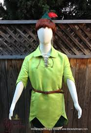 Peter Pan Halloween Costumes Adults Peter Pan Classic Park Style Men U0027s Costume Bbeautydesigns