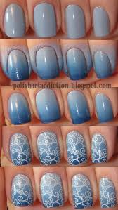 106 best step by steps images on pinterest make up nail
