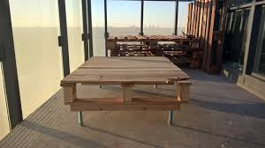 Pallets Patio Furniture by Blow Torched Wood Pallet Patio Furniture Set Diy Album On Imgur