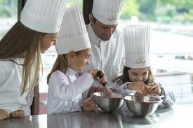 cours de cuisine yonne lenôtre lance des cours de cuisine pour les plus jeunes à bord des