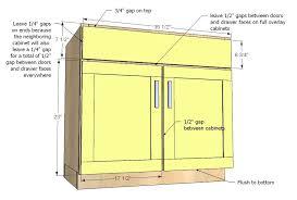 Kitchen Countertop Dimensions Standard Standard Kitchen by Kitchen Sink Cabinet Size U2013 Songwriting Co