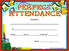 looking for a printable certificate of attendance for any reason