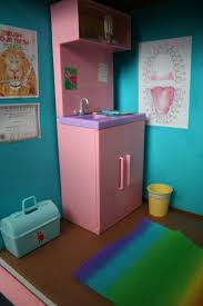 Kitchen Cabinet Box by Pink And Green Mama Diy Barbie Cardboard Box House Kitchen