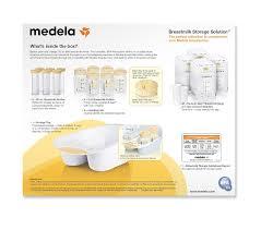 amazon com medela breastmilk storage solution breast milk