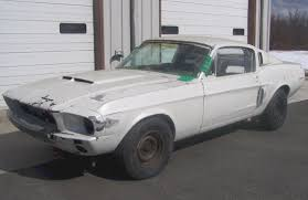 ford mustang 1967 shelby gt500 for sale mustangs project cars for sale