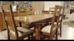 baker irish coast dining set with extending table youtube