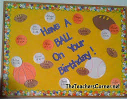 birthday boards bulletin board ideas birthday