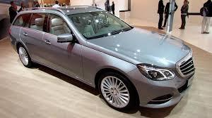 mercedes e250 station wagon 2014 mercedes e250 t model wagon exterior and interior