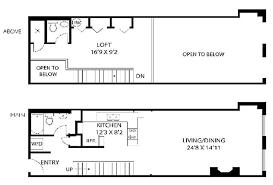 Industrial Floor Plans Loft Apartment Floor Plans Homes Abc
