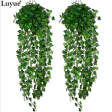 ivy home decor luyue artificial ivy leaf garland plants vine fake foliage flowers
