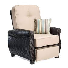 reclining patio chair with ottoman chairs reclining patio chairs garden bq reclining patio chairs