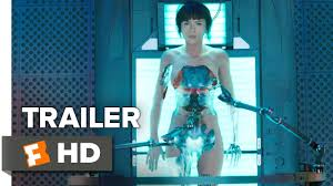 ghost in the shell official trailer 1 2017 johansson
