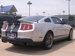 2010 Mustang Gt Black My New Silver Black 2010 Gt500 The Mustang Source Ford Mustang