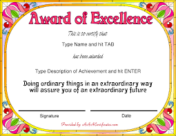 certificate of achievement template word audit sample microsoft