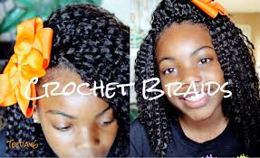 crochet braids little girls edition youtube