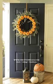 front door wreath ideas best 25 fall door wreaths ideas on pinterest door monogram