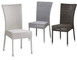 chaise tress e chaise en résine tressée isabelle