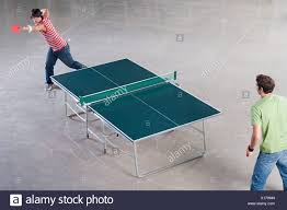 Table Tennis Boardroom Table Ping Pong Table Stock Photos Ping Pong Table Stock Images Alamy