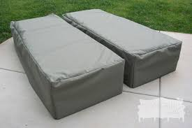 Rectangular Patio Furniture Covers - custom order patio furniture covers lucky little mustardseed